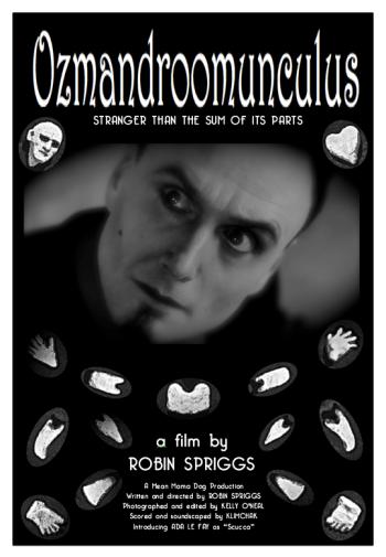 Ozmandroomunculus - Poster