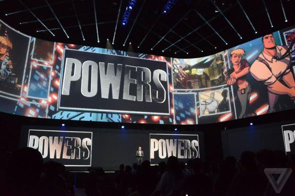 POWERS - PR Image